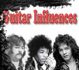 Guitar Influences