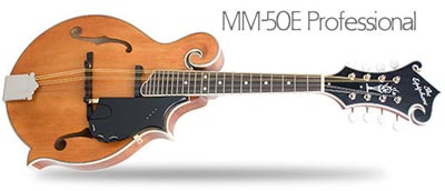 MM50E Professional Mandolin from Epiphone