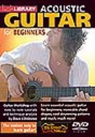 Lick Library: Acoustic Guitar for Beginners