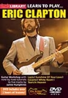 Lick Library - Eric Clapton