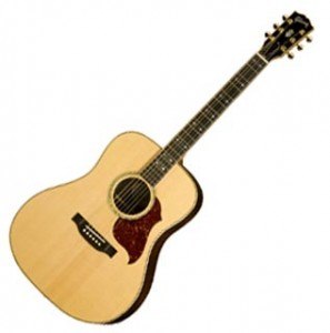 The Gibson Songwriter Deluxe in Antique Natural